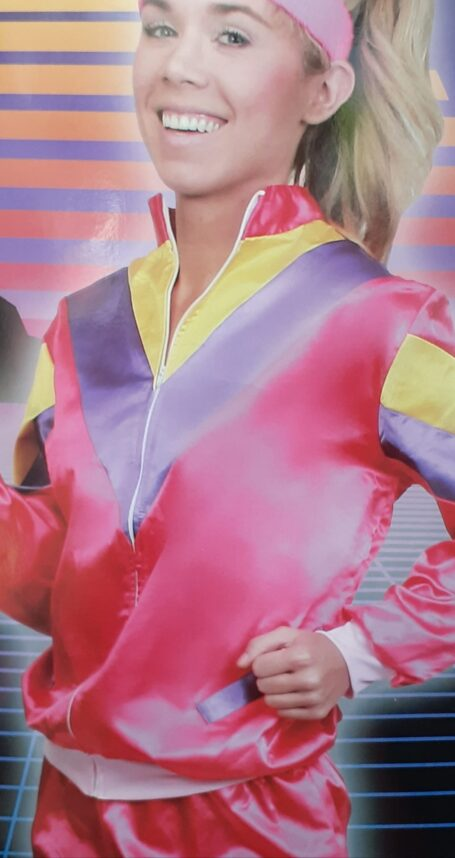 80s shell suit